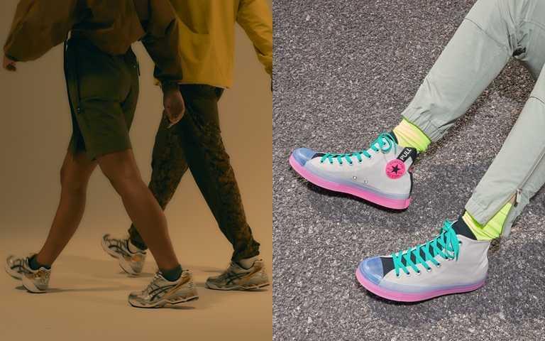 Converse發表2021春季新鞋款、ASICS再推帥氣街頭潮鞋!打造時髦有型的休閒穿搭這些都先買起來吧!