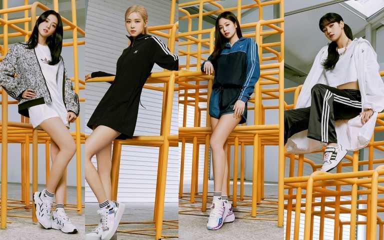 韓國天團BLACKPINK教你穿上最潮運動風,原來這個小細節要注意,身材比例就會變好,而且時髦度大增!四種搭法一次學起來!