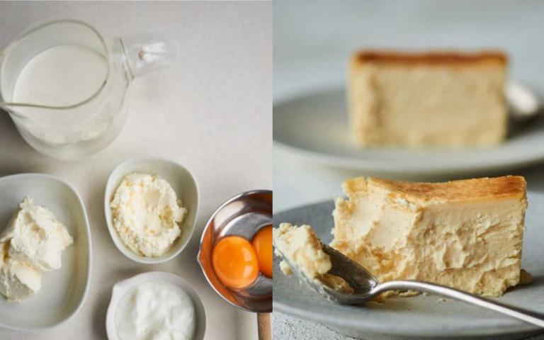 東京「No. 1 起司蛋糕」公開食譜啦!排隊甜點自己在家也能做