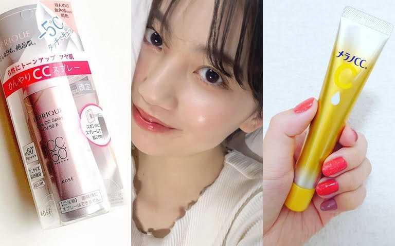 日本賣量超驚人的涼感噴霧、美白精華!櫻花妹人手一瓶的美妝好物在台灣都能買到囉~~