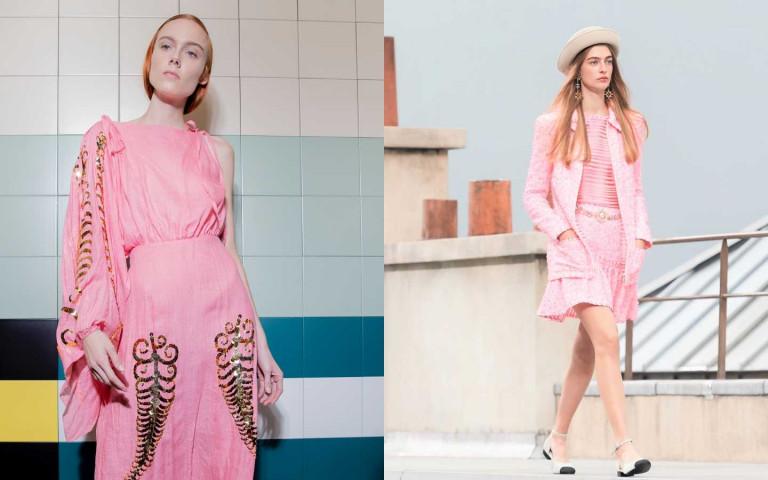 擺脫傻白甜!這樣搭出時髦小姊姊都愛的「粉紅色」穿搭