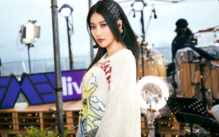 A-Lin舉辦線上音樂會 經典情歌遠距離秀歌迷