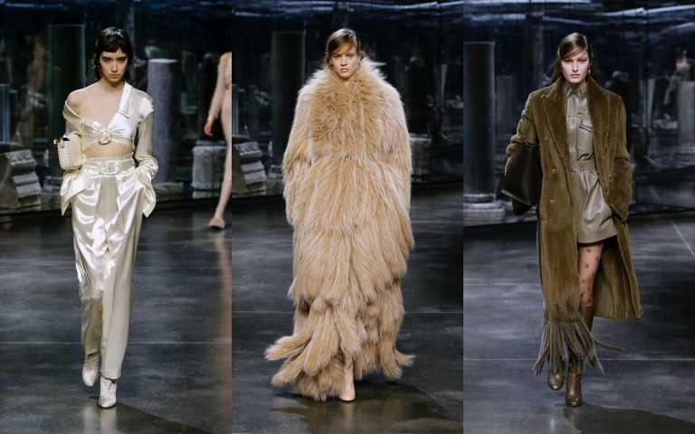 Kim Jones FENDI 2021秋冬女裝首場大秀,以FENDI五姐妹為藍本打造取悅女性的奢華世界