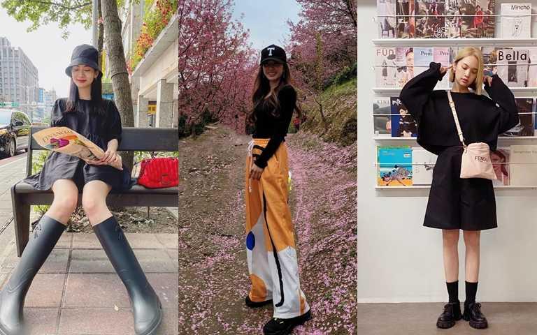 誰說黑色穿搭很無聊?Jolin、喬喬、楊丞琳教妳這樣穿黑色更有明星感!