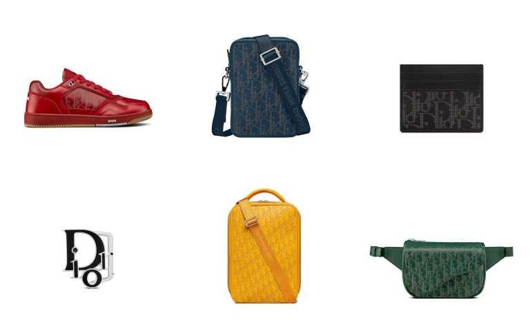 紅、黃、藍、綠你選哪個?DIOR World Tour限定膠囊系 不只大膽玩色更把鞋盒做成皮革側背包!