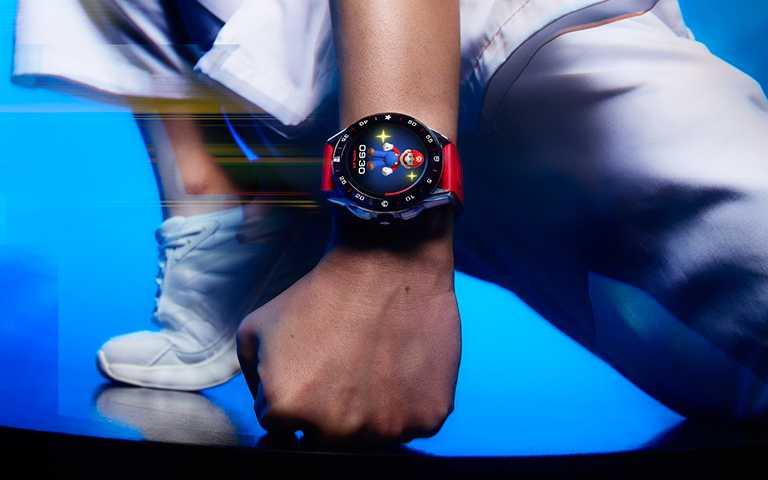化身Super Mario旋轉跳躍微解封!泰格豪雅Connected智能腕錶聯乘超人氣遊戲王,活力滿點讓日常運動鍛鍊更上一層樓