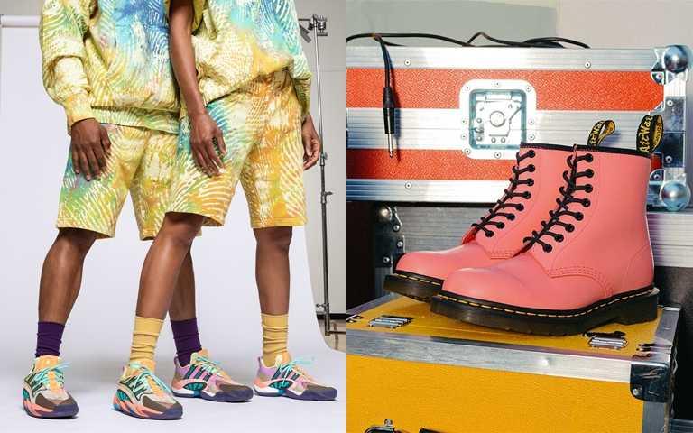 下一雙潮人必買的鞋?潮星菲董出手聯名、經典馬汀鞋獻春夏時尚新色