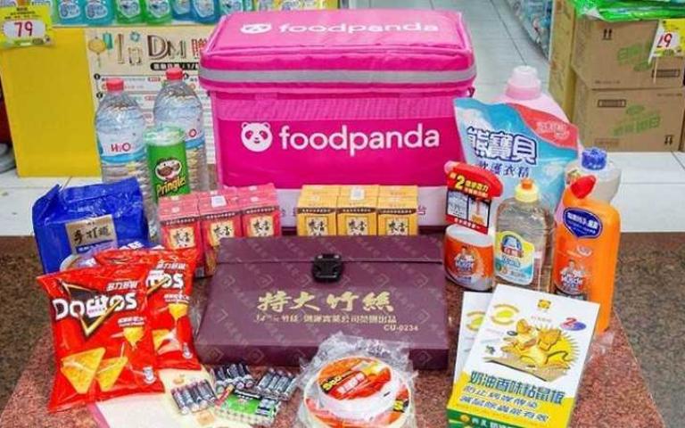 foodpanda合作小北百貨、喜互惠提供最接地氣的便利服務