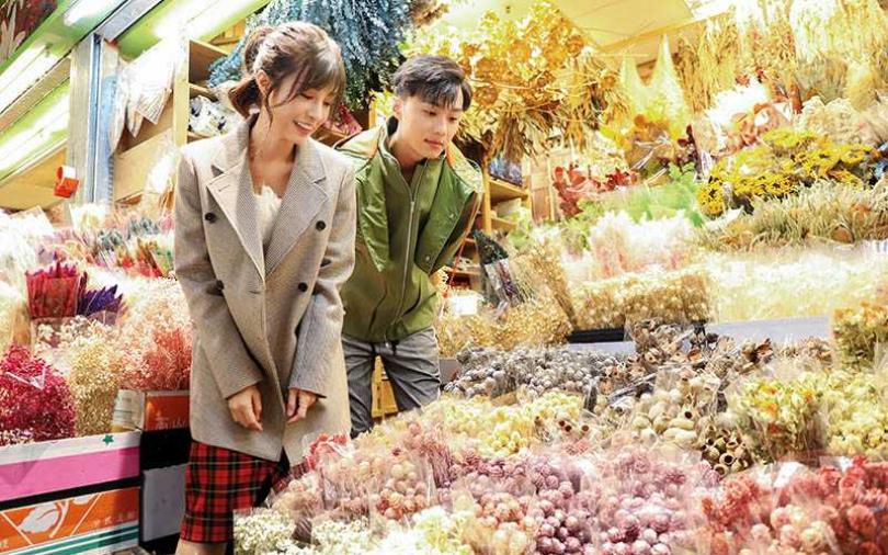 【鮮肉拈花1】拜師李明川 陳敬宣、施柏宇鬥花藝迎新春