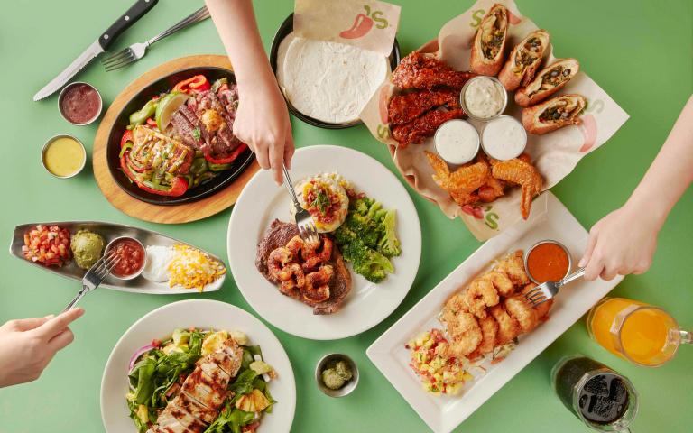 異國美食饗宴  Fresh味蕾與心情