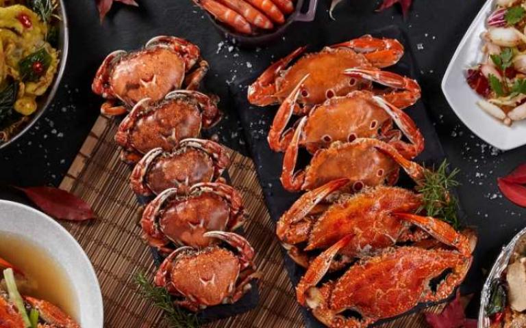 4家飯店、餐廳推出嗑蟹吃到飽 要你吃完「橫」著走