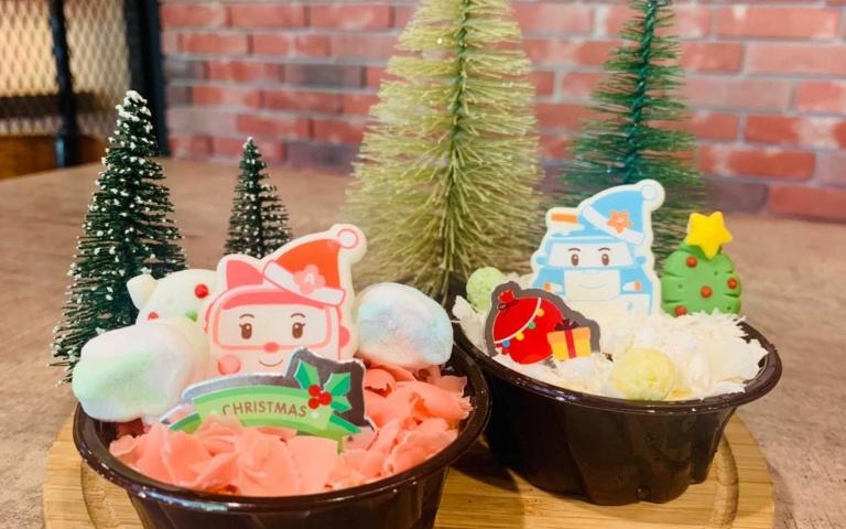 救援小英雄來了!85℃波力、安寶造型蛋糕超萌上市 陪小朋友快樂迎聖誕