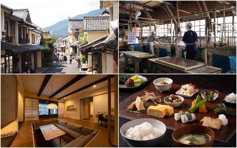 體驗日本懷舊風情!古宅民宿住一晚 或到日式居酒館吃經典美食