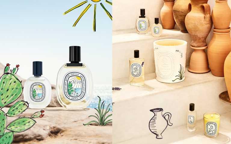 擁有正能量的度假香氣!讓嗅覺引領我們正向思考!diptyque 2021年夏季系列報到!