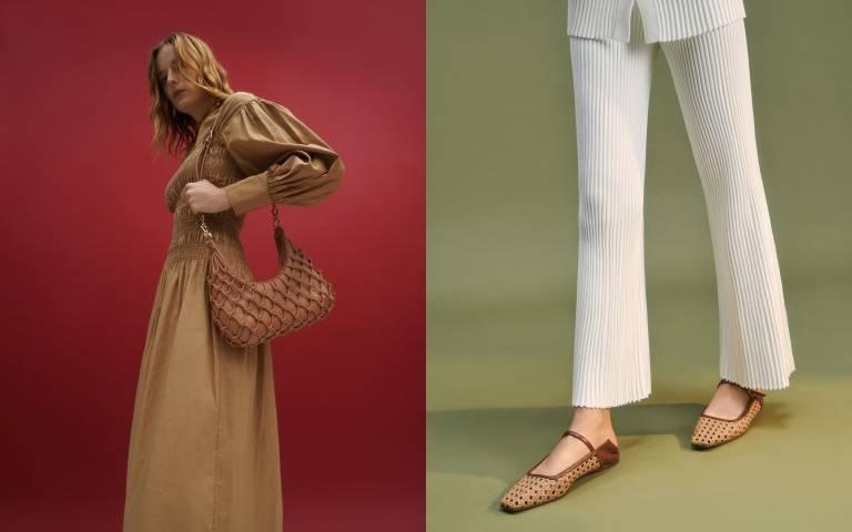 用編織手感帶來清爽!CHARLES & KEITH推出編織系列單品,展現由夏入秋的復古浪漫