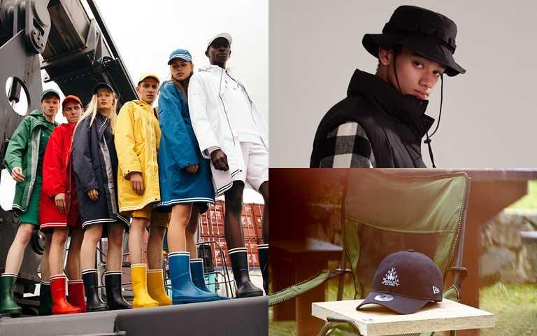 最潮的防疫!糖果色雨鞋雨衣穿起來 戶外系時髦裝扮最搶鏡!