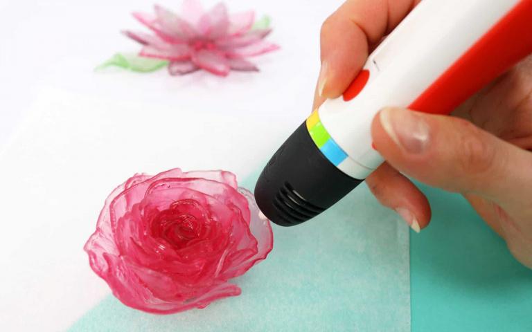 自己的糖果自己畫!寶麗萊首創超神「3D糖果筆」,6種口味任君挑選!