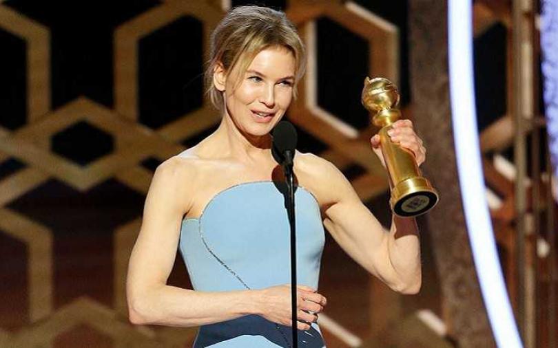 77屆金球獎得獎名單/芮妮靠演技 甩整形、事業低潮