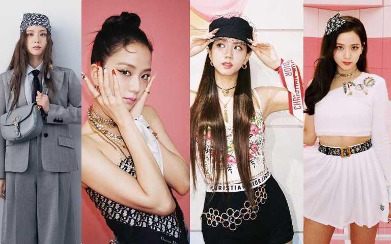 BLACKPINK JISOO在新曲《ICE CREAM》中雖然只出現獨秀鏡頭6秒,但這件衣服和配件卻讓她變得最有記憶度!