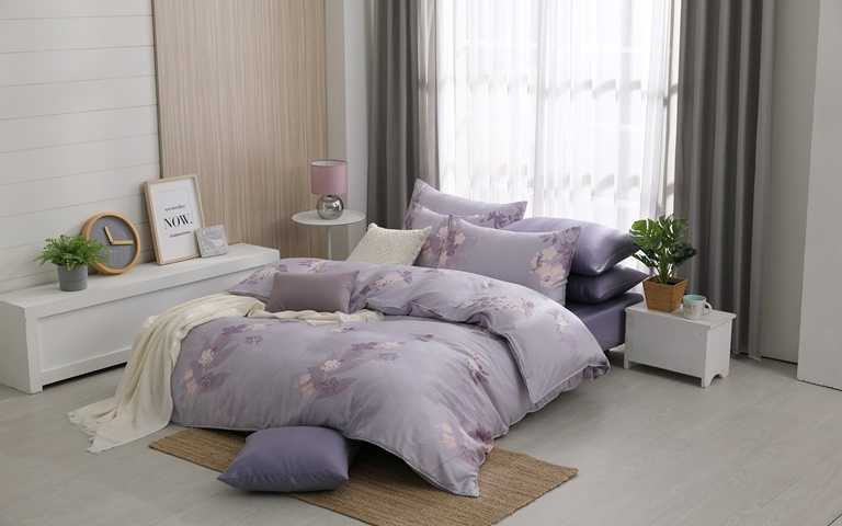MONTAGUT2021早春寢飾 紫色狂潮來襲