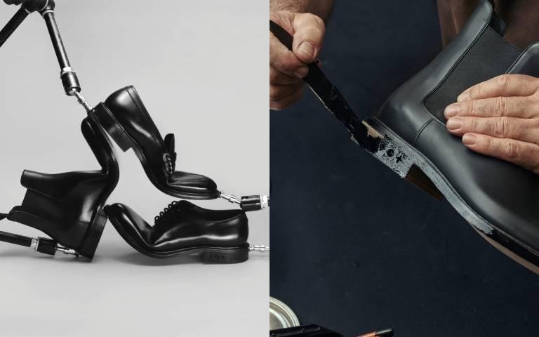 極簡線條詮釋經典:LV推Vendôme Flex系列鞋款,打造日常紳裝風格