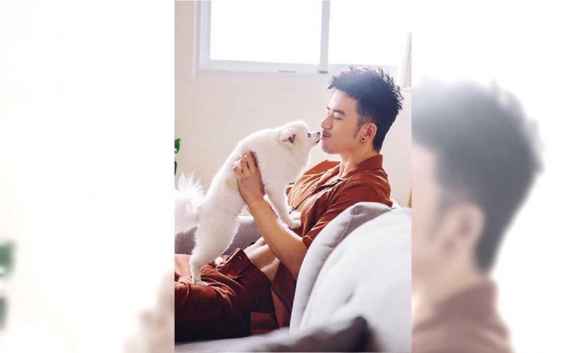 【寵物情緣】當爹有一套 紀言愷視訊談心寵毛孩