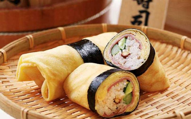 【用心選米吃好飯2】米達人 滿月壽司層次飽滿
