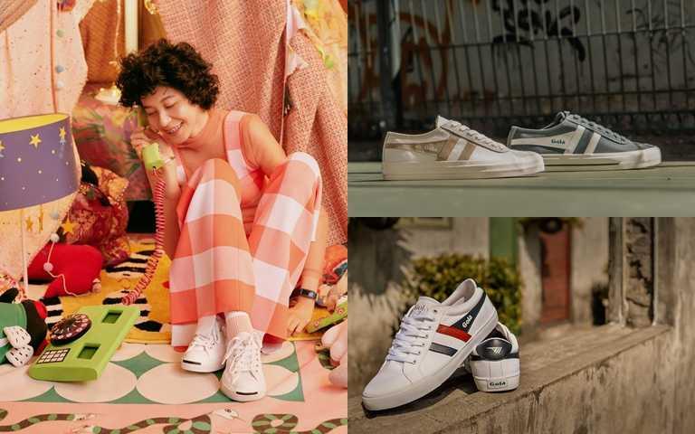春季開始流行文青風帆布鞋!簡約設計低調配色 文青潮人人手一雙!