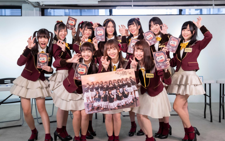 AKB48 Team TP 入主《WOW狼人殺》 劉曉晴自頒「笨蛋MVP」