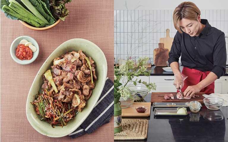 吃播偶像利特的最愛 醬燒豬肉