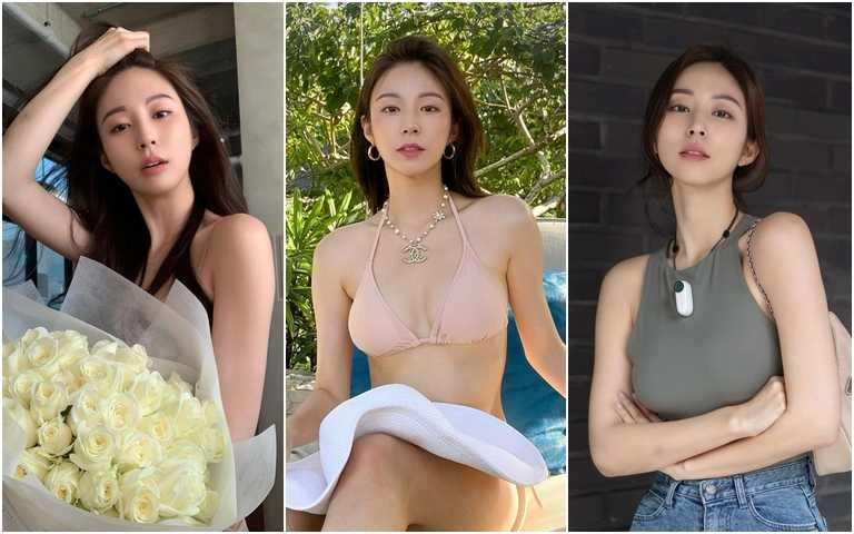 你一定要認識的韓國零死角女神Bora Kim!點開IG每張照片,不管臉蛋、頭髮、身材全都是不可思議的最完美狀態!!