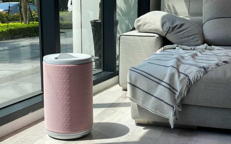 「疫」無反顧挺醫護  瑞士Aeris捐30台空氣清淨機