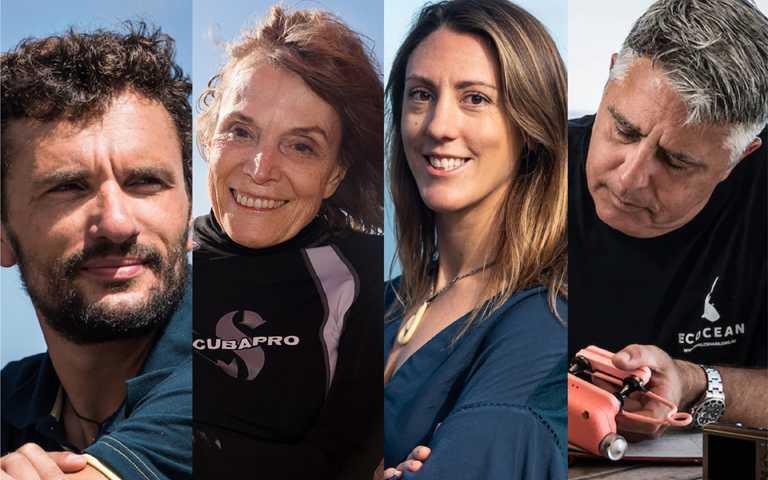 海洋英雄恒動不息!勞力士攜手BBC推出保護海洋生態紀錄片,與6位科學家潛進深海探索地球希望根源