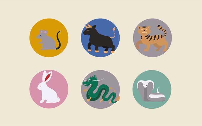 2021牛年新氣象 生肖時來運轉大補帖!鼠、牛、虎、兔、龍、蛇篇