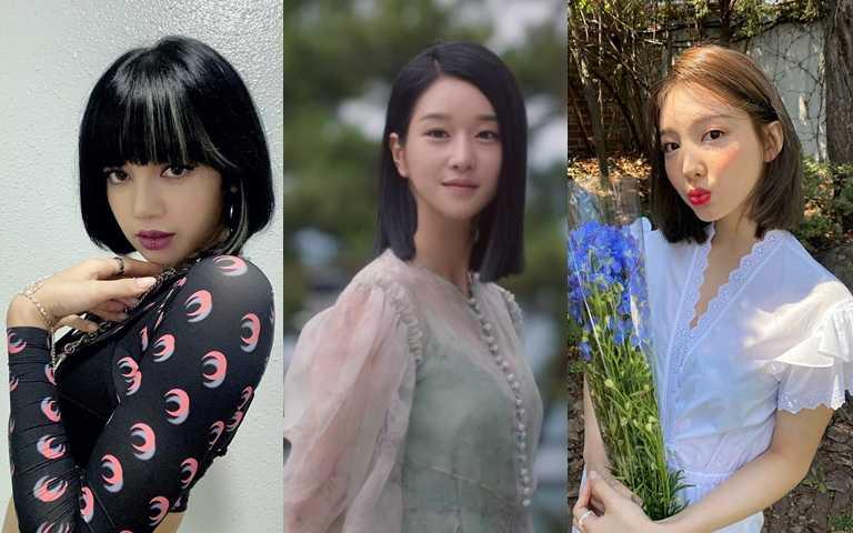 一刀下去-5歲!韓女星都在流行的「短髮Style」 消暑、時髦、減齡、好整理太優秀了!