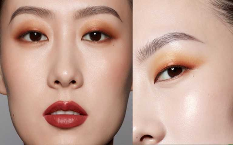 神力女妝超給力!其實都是因為這眼妝太厲害,一畫上雙眼就變得深邃