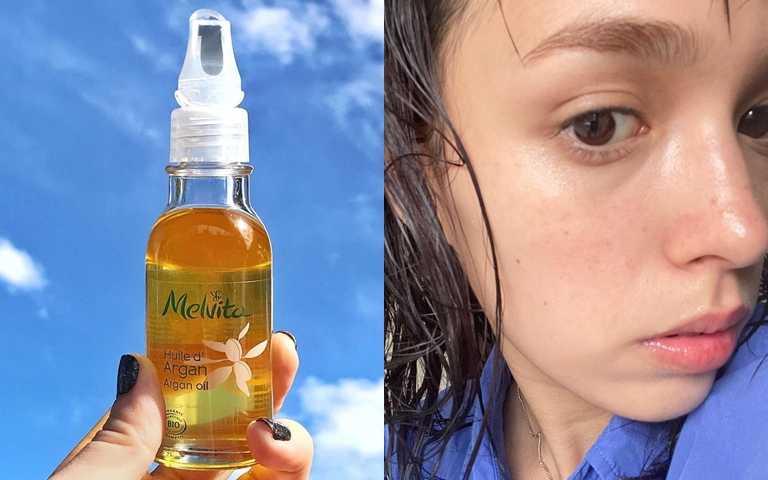 """油保養初學者絕對要選""""摩洛哥堅果油""""!超好吸收、超級保濕、超多用法,打破你對油保養又黏又膩的刻板印象!"""