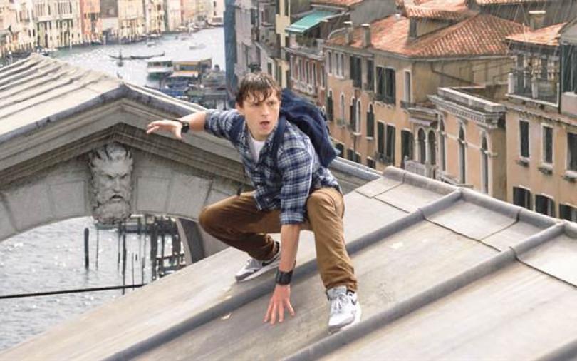 《蜘蛛人:離家日》上映超狂 勇奪全球票房冠軍