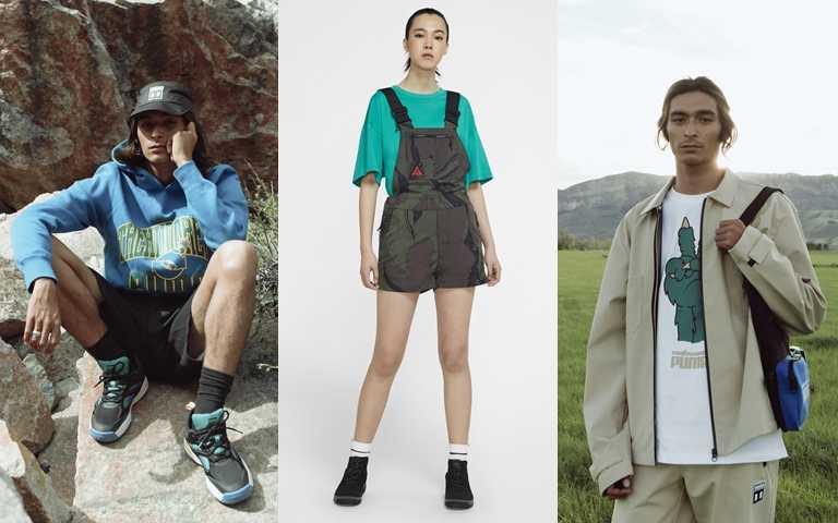 新一季換當山系潮人!結合環保永續精神的山系休閒 大地色時尚質感再升級!