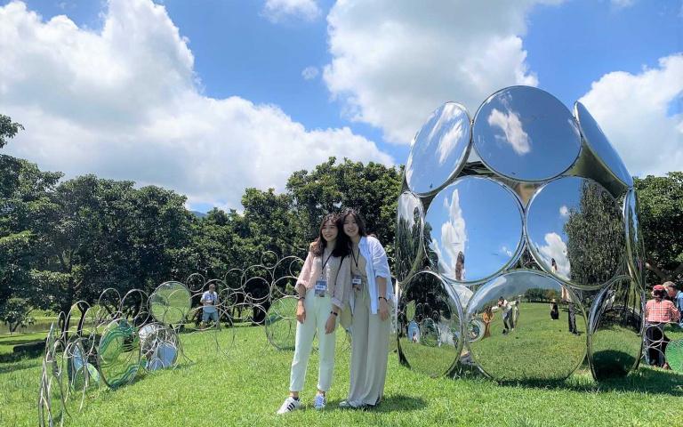 台東最美「縱谷大地藝術季」開展 穿梭大坡池、田野縱谷的絕美打卡點