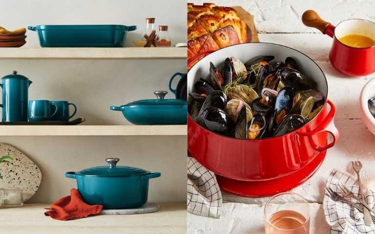 鍋具美學!嚴選5個鍋具品牌給料理控的你
