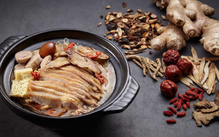 冬日好食光!暖胃食補湯品 在經典中玩出美味新火花