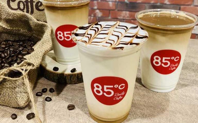 85度C連七天「第二杯半價」!超酷「哈密瓜煉乳拿鐵」人氣必點