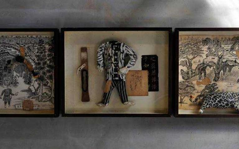充滿台灣歷史片段、物件及藝術創作的「雜貨鋪 」 高雄一間你必須要去過的店 「有酒窩的lulu貓雜貨鋪」!