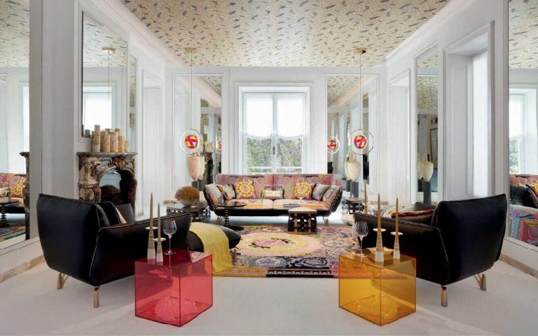 美杜莎致命誘惑!Versace Home凡賽斯將家具打造成藝術品華麗綻放!