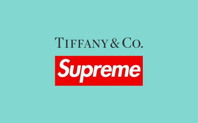 Tiffany & co 要跟潮流一哥Supreme攜手合作?粉絲們又存不了錢了啦!