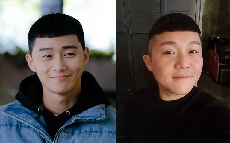 台、韓都瘋的「朴世路髮型」到底適合哪種臉型?你能不能剪?