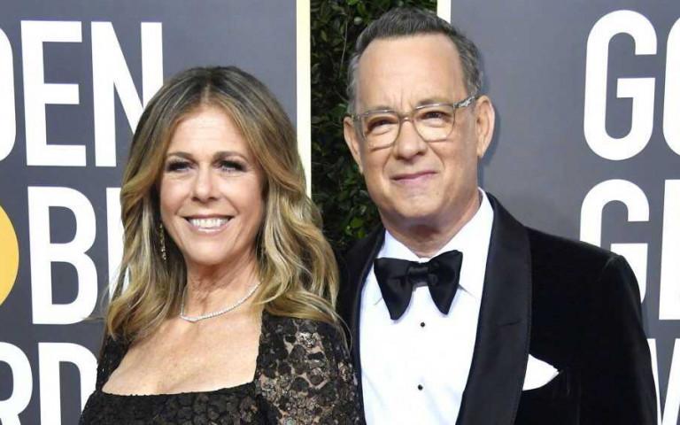 「新冠肺炎」蔓延到好萊塢! 湯姆漢克夫婦確診