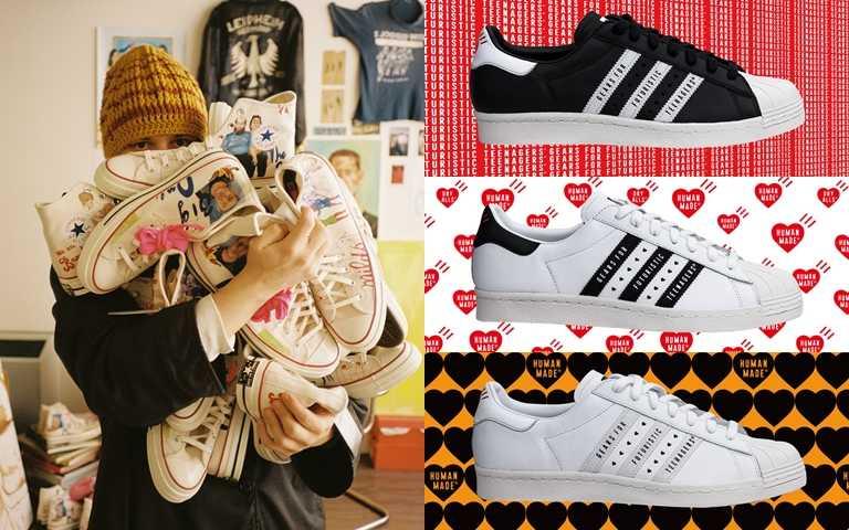 再推一波特別版帆布鞋&Superstar!聯名設計太優秀 潮迷們全出動快手搶購