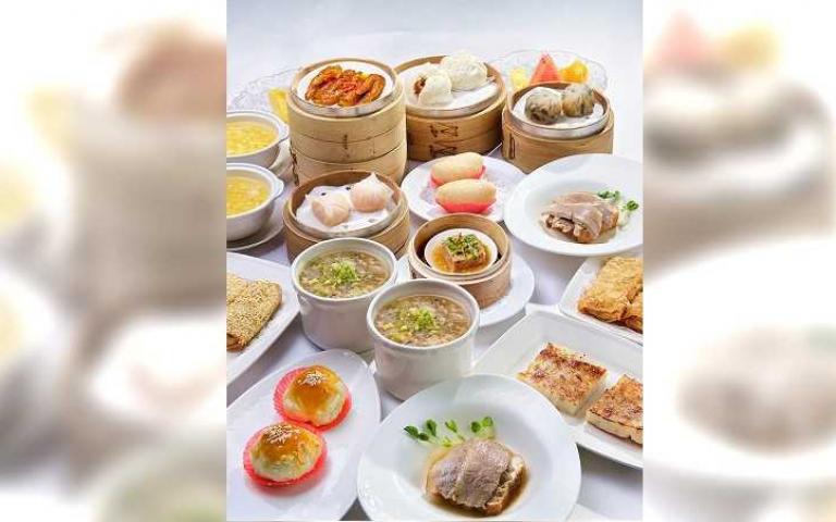 大胃王吃起來!「食力大爆發」港點、潮菜吃到飽2.0版 菜色更升級